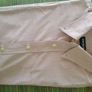 Short Sleeve Shirt Uniqlo