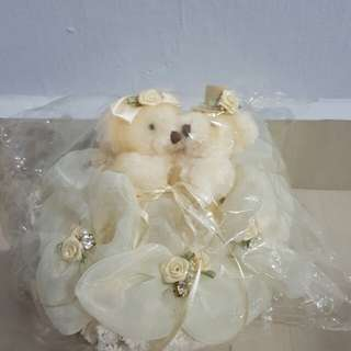 Brand New Wedding Ring Bears