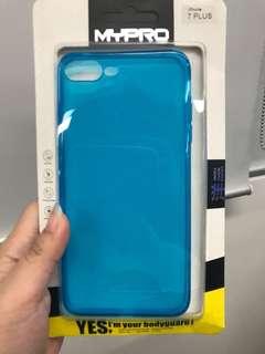 iPhone 7 Plus Case - Blue (Teal)