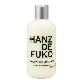 Hanz De Fuko Natural Conditioner | Brand New |