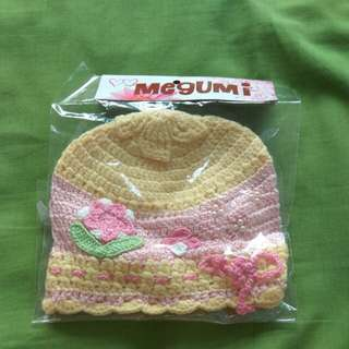 BNIP Baby's hat for girls