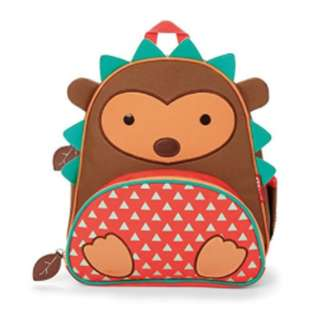 BN - Skip Hop Zoo Toddler Kids Insulated Backpack Hudson Hedgehog Boy, 12-inches28