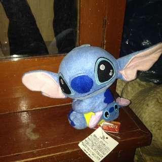 Stitch plushie toys