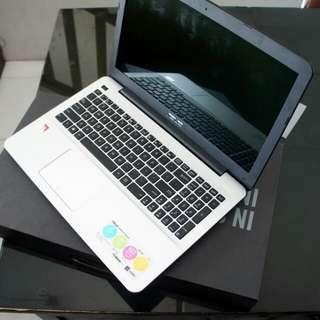 Kredit Laptop Asus X555BP Wins 10 Ori