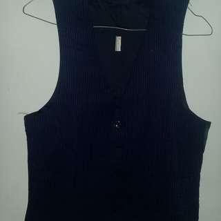 Boyish vest