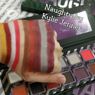 THE NAUGHTY PALETTE | KYSHADOW