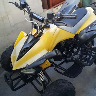 ATV 2wd automatic with reverse