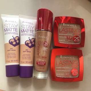Rimmel London Foundation