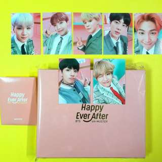 BTS 4th Muster Photobinder