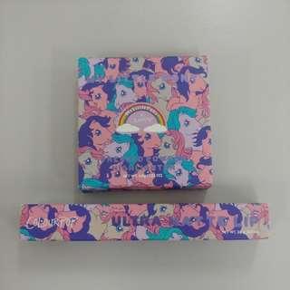 My Little Pony x Colourpop Lip Powder Colorpop Color Colour Pop
