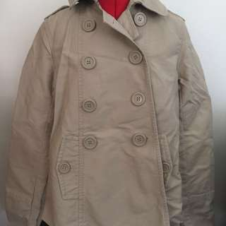 Country Road short double breasted jacket excellent condition