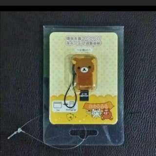 rilakkuma korilakkuma toreba card reader