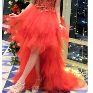 Baju Dress Sweet 17th (sweet seventeen)