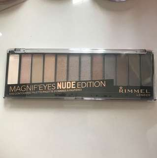 Magnifeyes Nude Edition Palette
