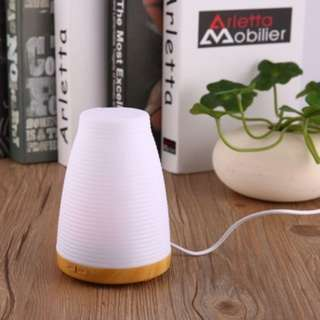 [PO20]Portable Cool Mist Humidifier Ultrasonic Essential Oil Diffuser Aromatherapy