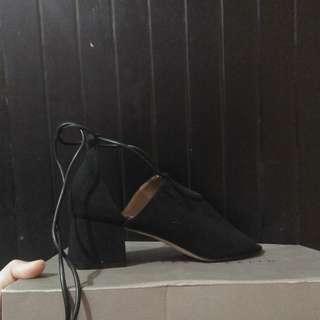 Heels, open toe