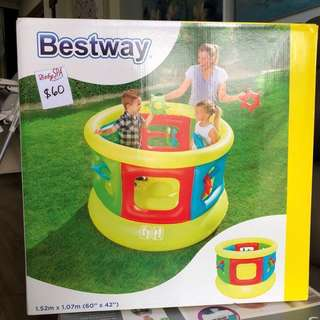 Bestway indoor inflatable bouncer