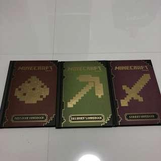 Minecraft Handbook Series