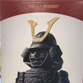 Nikka G&G Samurai Whisky