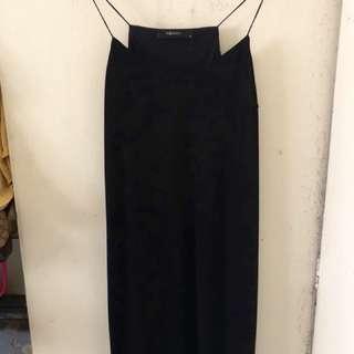 SM Woman Black Classy Dress