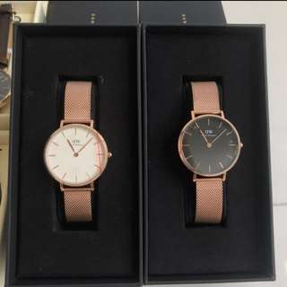 Authentic Daniel Wellington Classic Petite 32mm