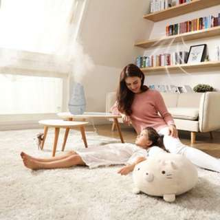 [PO23]Ultrasonic Air Humidifier Essential Oil Aroma Diffuser Mist Maker for Office