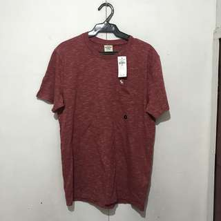 Abercrombie red shirt