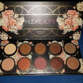 Huda Beauty New Eyeshadow Palette