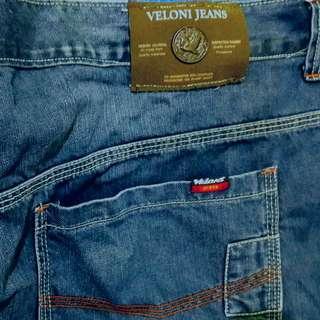Super Big Size Celana Jeans Veloni Original
