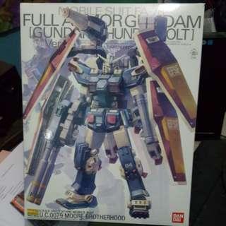MG Full Armor Gundam ver Ka