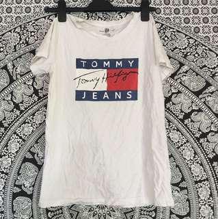 Authentic tommy tee