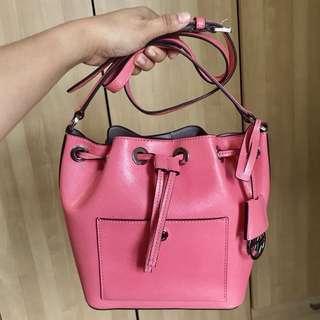 Authentic Michael Kors Small Bucket Bag