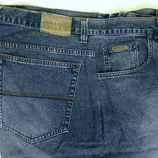 Short Jeans Super Big Size merk WHILL