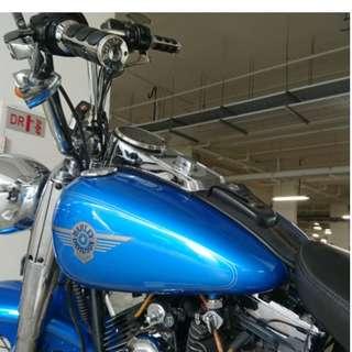 Harley Davidson Fatboy 2001