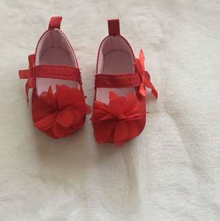 Baby Red shoes