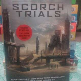 The Maze Runner : Scorch Trials