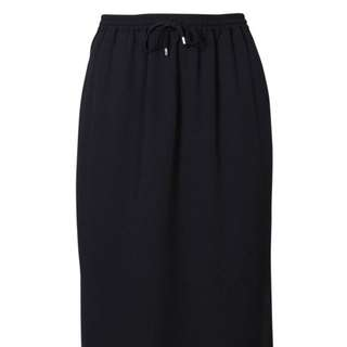 Decjuba- Ella draw string midi skirt