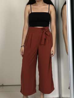 Zara flowy pants
