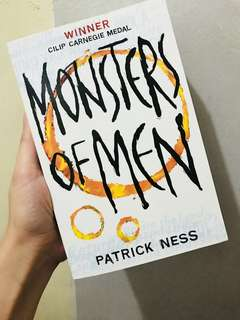 NEW✨Monsters of Men by Patrick Ness