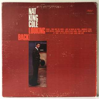 Nat King Cole (1980s USA Pressing - Vinyl is Mint)