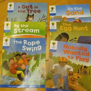 Oxford reading tree stage3