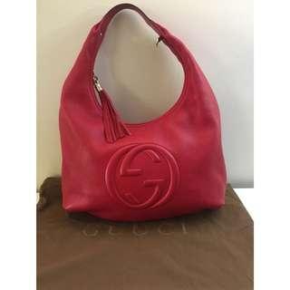 Gucci Soho Hobo Bag
