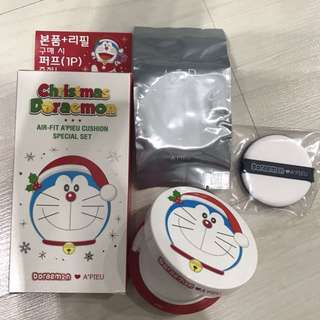 A'Pieu Cushion (Christmas Doraemon Limited Edition)