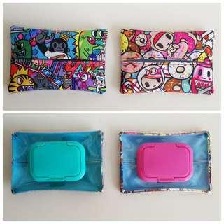 Jujube two ways tissue pouches