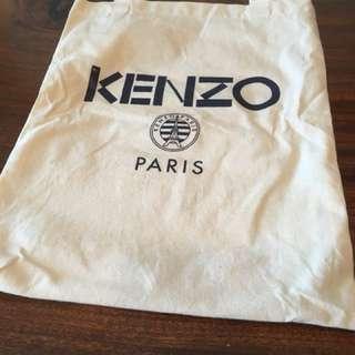 Kenzo 購物袋