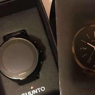 Suunto Spartan Sport Wrist HR GPS腕錶 黑色 中文版