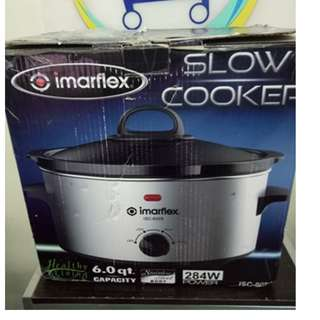 Imarflex Isc-600Ds Slow Cooker