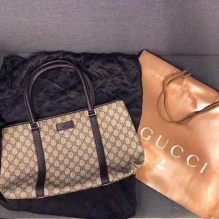 Gucci Leather Handbag 經典款式