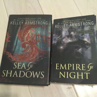 Kelly Armstrong new series