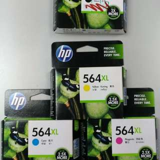HP Printer Ink 564XL